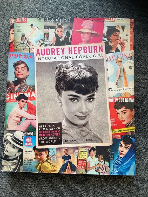 Audrey Hepburn International Cover Girl