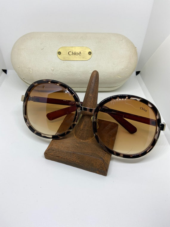 Gorgeous Chloe Sunglasses with Chloe Glasses Case