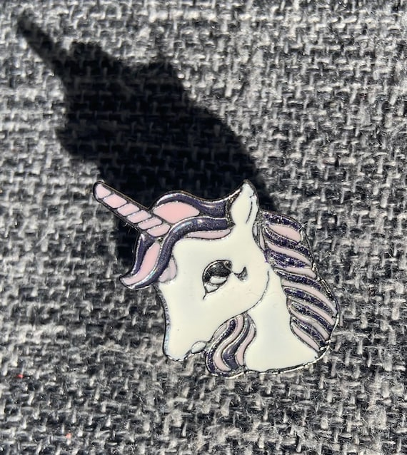 Cute Crying Unicorn Enamel Pin