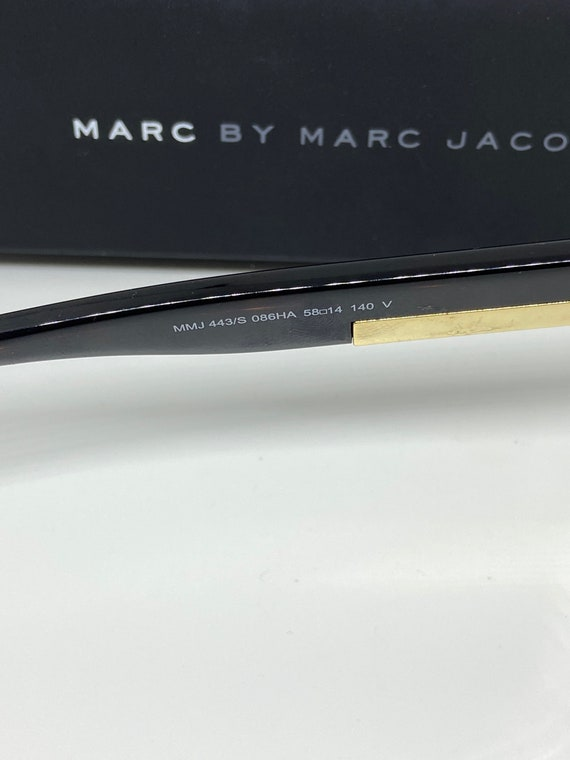 Cute Marc by Marc Jacobs Sunglasses with Marc Jac… - image 7