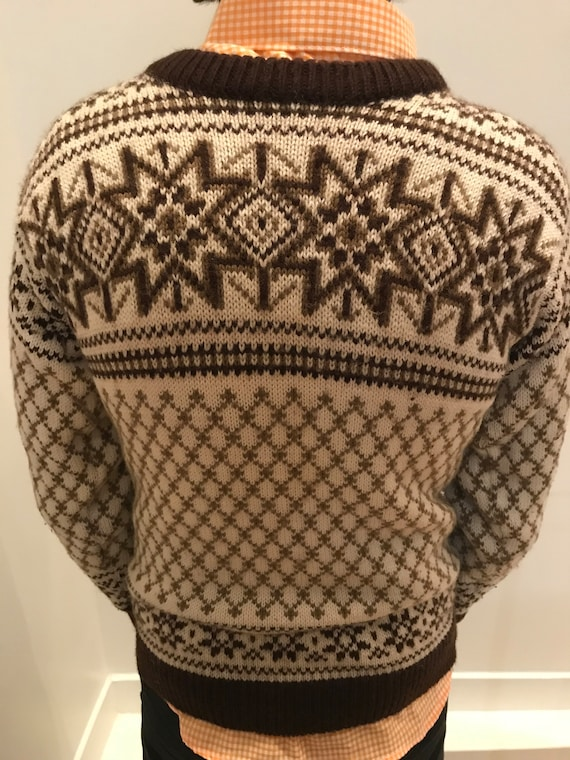 Dale of Norway vintage sweater, vintage jumper, vi