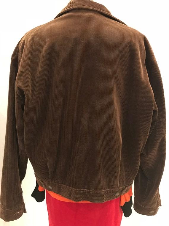 Veste marron en velours côtelé Lauren polo Ralph Lauren côtelé c2bf14 ... cbd46bb7bcb4