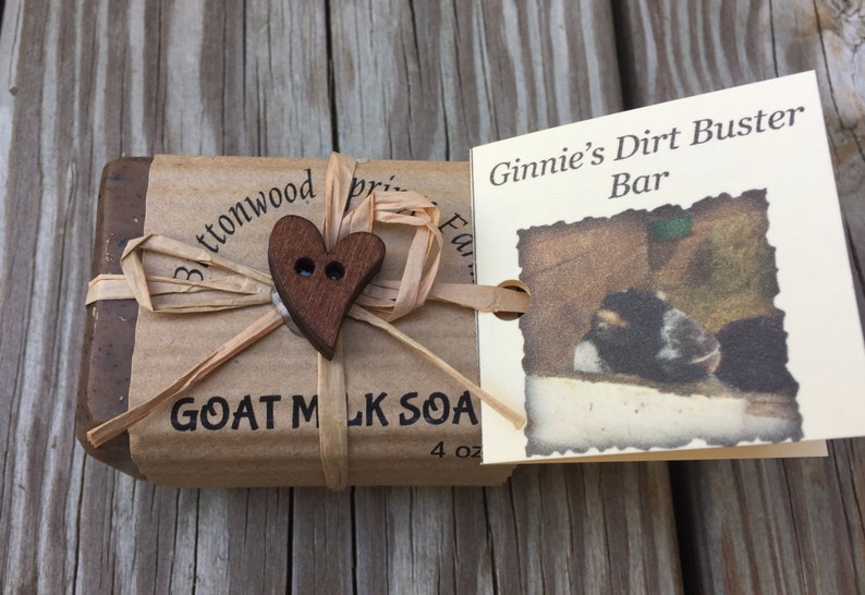 Ginnie's Dirt Buster Bar image 0