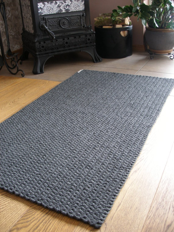 Made To Order Wool Rug Area Rugs Soft Wool Hand Made Rug Large Etsy