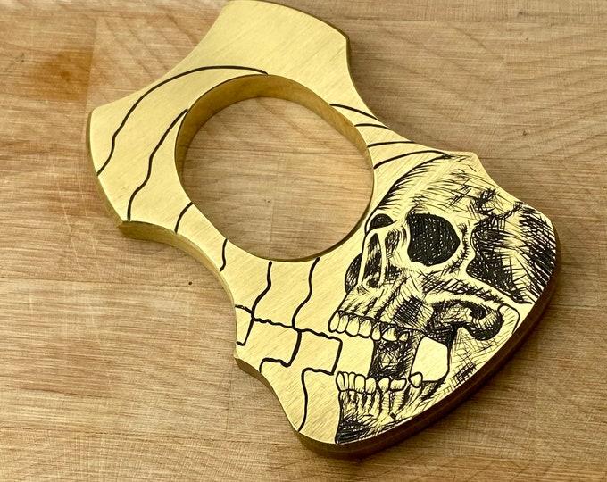 Mono Knock Skull