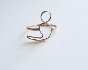 IKAIKA - gf midi/regular ring