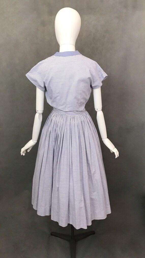 Vintage Dress   1950s Horrockses Summer Dress   R… - image 5