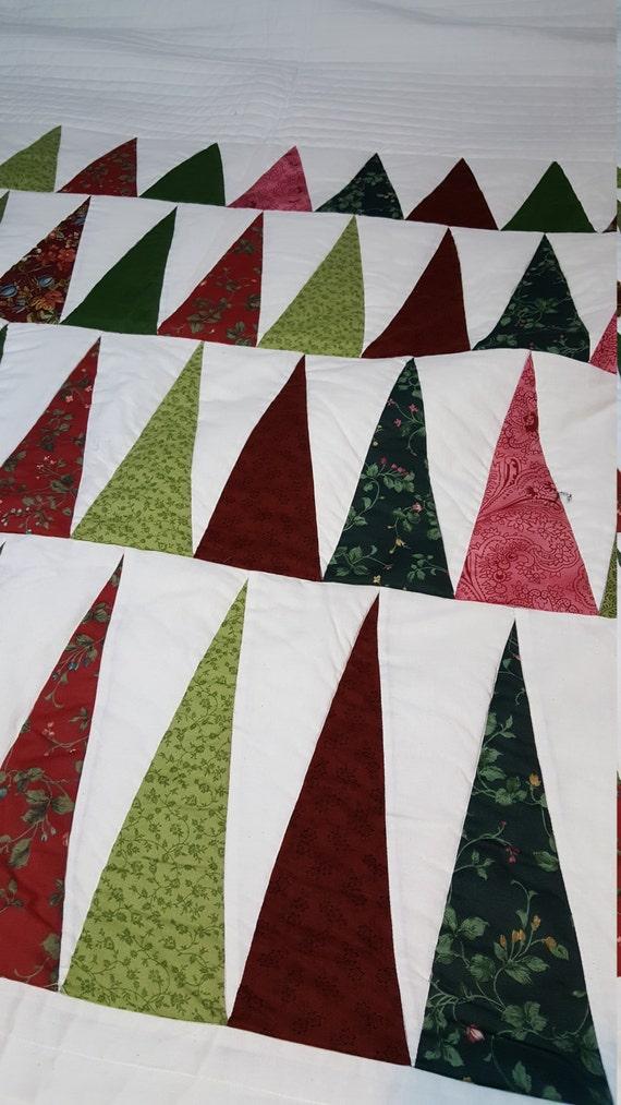 Weihnachtsbaum-Decke | Etsy