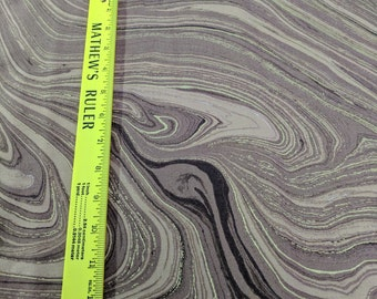 Northcott Artisian Spirit Sandscapes Fabric-Light Chocolate