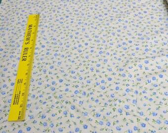 Glorious Garden-Posy Cotton Fabric (#PWAC003) by April Cornell for Free Spirit Fabrics