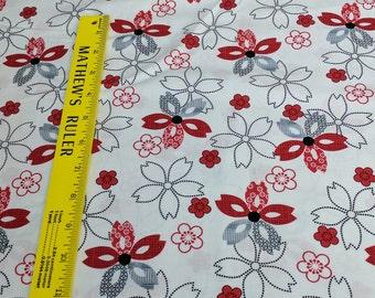 Essentials 10-Flowers Cotton Fabric from Studio E