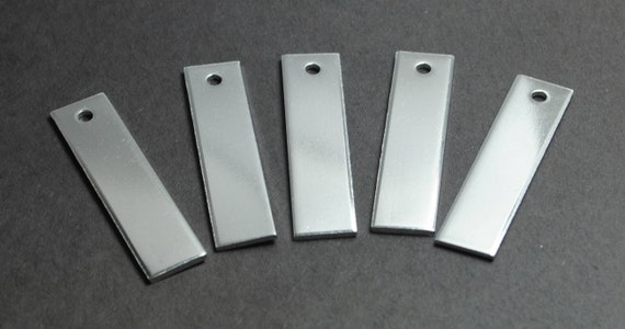 Jewelry Supplies Handstamping Blanks One Hundred 12 Wide Aluminum Bracelet Blanks 1100 14g Aluminum