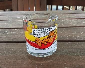 Vintage Garfield and Odey Coffee Mug