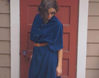Saks Fifth Avenue Vintage Kaftan Style Dress