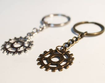 Heda/Commander Lexa Headpiece - The 100 Headpiece Keychain