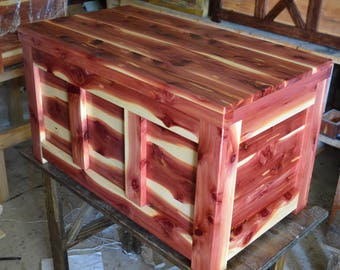 Mother's Day Gift, Cedar Chest, Wedding Gift, Hope Chest, Blanket Chest