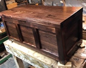 Large Cedar Chest, Christmas Gift, Hope Chest, Wedding Gift, Blanket Chest with Tray