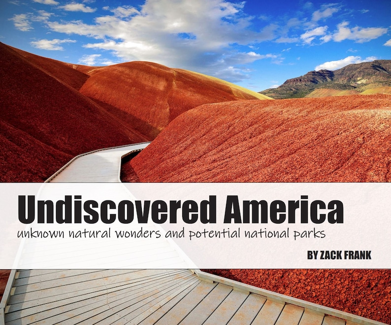 Undiscovered America: unknown natural wonders and potential image 0