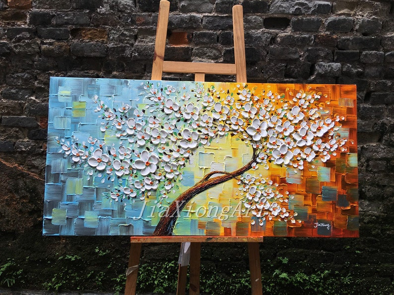 peinture sur toile 3d
