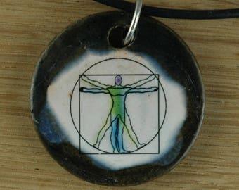 homemade girls boys women men teacher study jewellery jewelry gift handmade talisman Orginal handicraft: pendant number pyramid; math