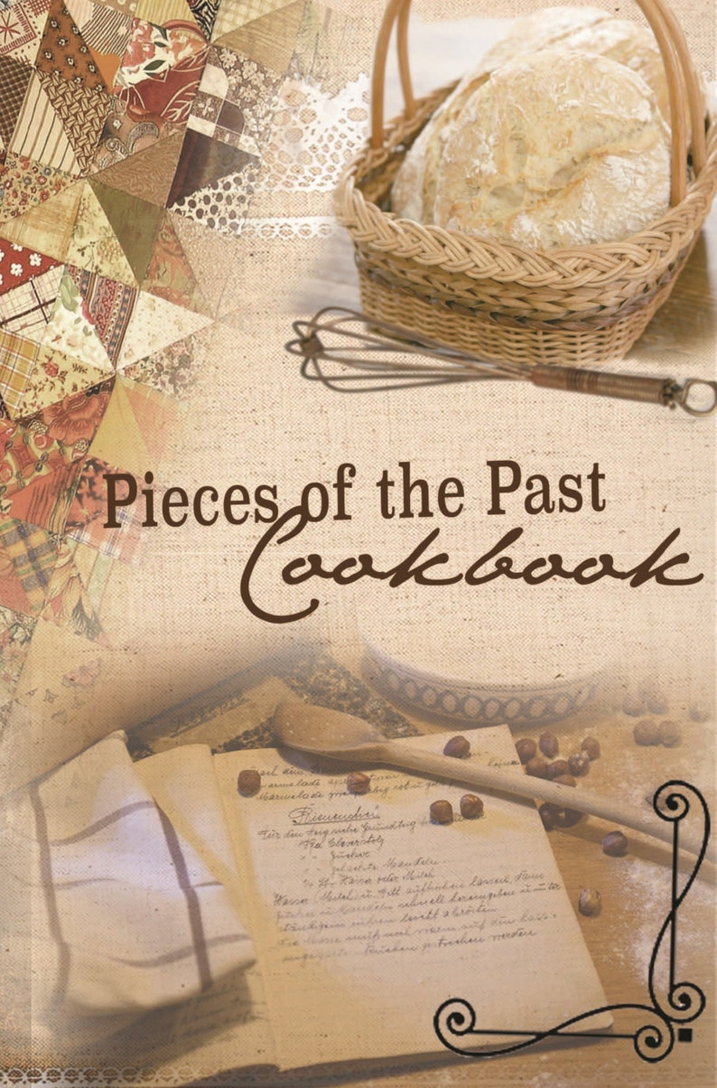 Pieces of the Past Cookbook image 0