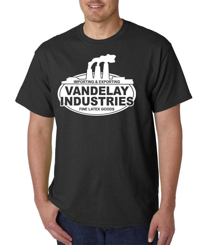 0dbee394 Vandelay Industries SEINFELD T-Shirt S-3XL George Costanza   Etsy