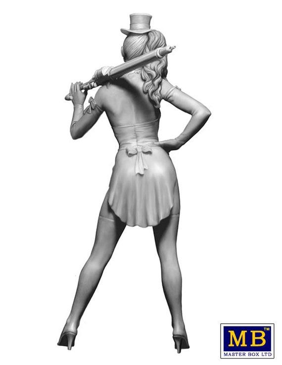 Let's hide on Steamplanet! Master Box MB24052-1:24 Irene Leroi Neu