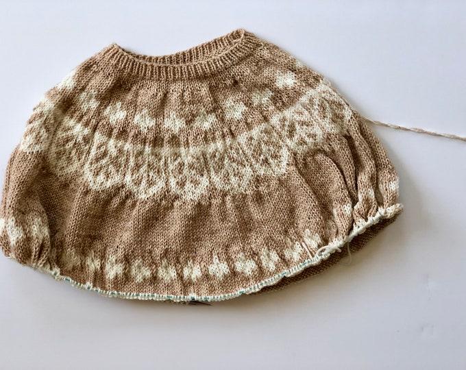 Featured listing image: Large Tecumseh Sweater Kit (DK) - Hush Pup