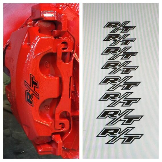 MOPAR Brake Caliper Decals 8