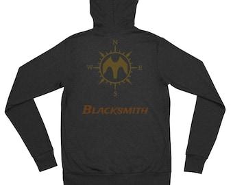 Blacksmith zip hoodie
