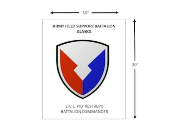 1st Ranger Battalion Stickers 0312 Various Sizes Available