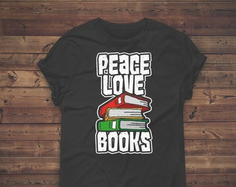 Bookworm Shirt - Book Lover Shirt - Reading Shirt - Reader Shirt - Book Worm Shirt - Book Lover Gift - Book Nerd Shirt - Librarian Gift