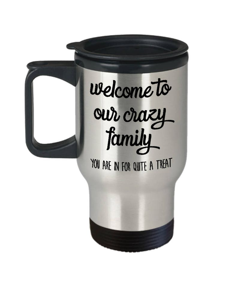 New Son In Law Gift Welcome To Our Crazy Family You Are In Etsy