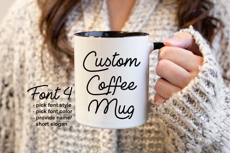 4dfed6cc597f7 Custom Coffee Mugs For Women Personalized Gifts Birthday Gift Custom Name  Mugs Customized Mug Birthday Mug Gift Personalized Gift For Her