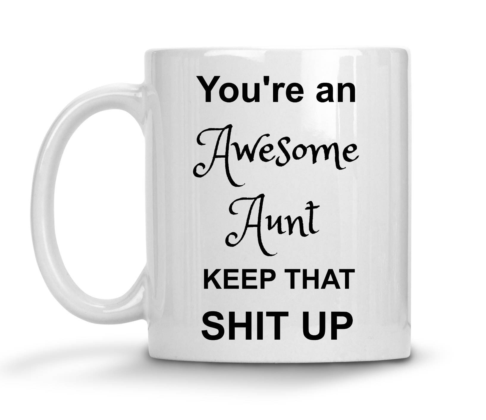 Aunt Mug Mothers Day For Aunt Aunt Wedding Gift Aunt Coffee Etsy