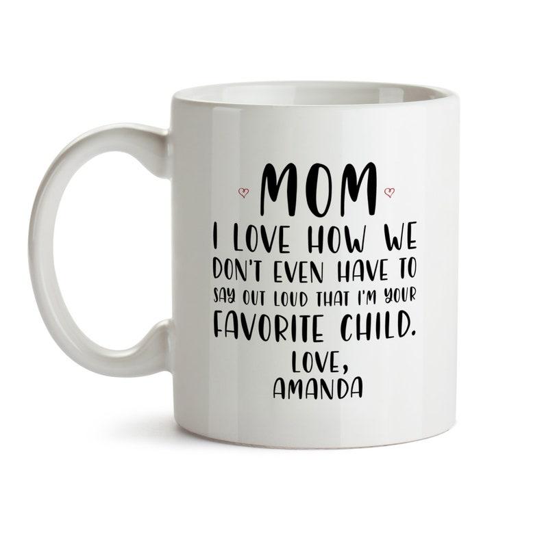 401697e40 Personalized Gift For Mom Mom Humor Mug Funny Mom Mug   Etsy