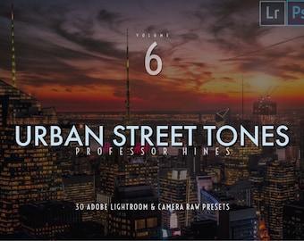 Urban Street Tones 6   Lr CLASSIC/Ps (Camera Raw) - Professor Hines' Choice