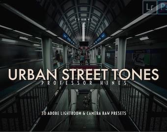 Urban Street Tones 1 | Lr CLASSIC/Ps (Camera Raw) - Professor Hines' Choice