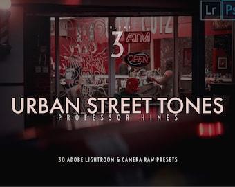 Urban Street Tones 3   Lr CLASSIC/Ps (Camera Raw) - Professor Hines' Choice