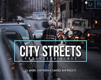 City Streets 3   Lr 7-CLASSIC/Ps (Camera Raw) - Professor Hines' Choice