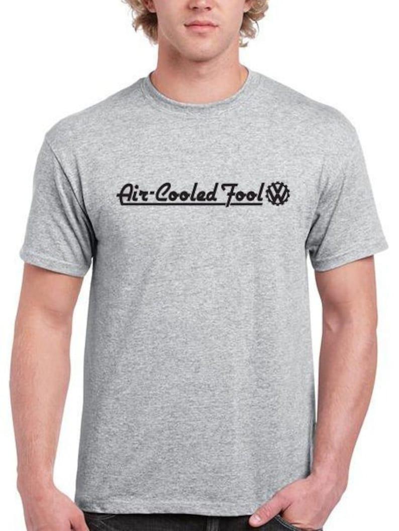 Air Cooled Volkswagen  tshirt