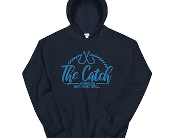 Catherine Cowles- The Catch Hoodie
