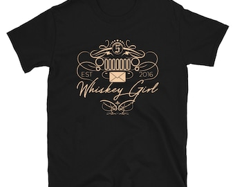 Kandi Steiner - Whisky Special Edition Unisex T-Shirt