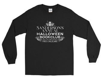 Sanderson Sisters Book Club Long Sleeve Shirt