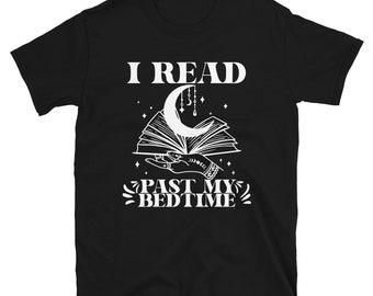 Past My Bedtime Unisex T-Shirt