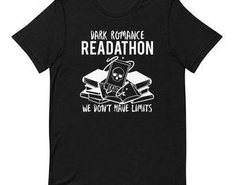 Dark Romance Readathon Unisex T-Shirt