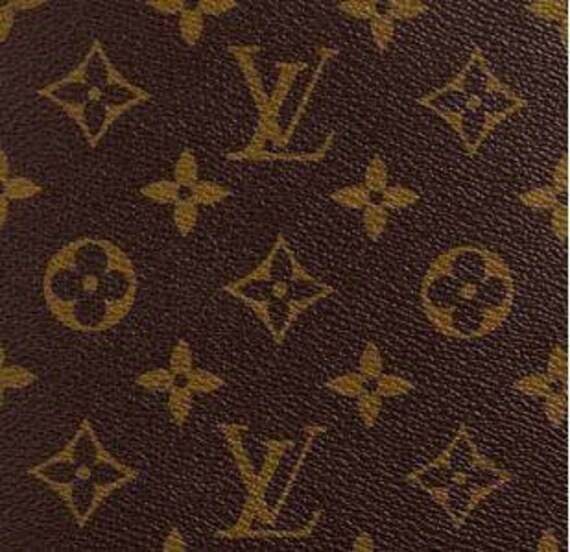 106b83e098 Louis Vuitton LV Leather Vinyl Louis Vuitton material LV | Etsy