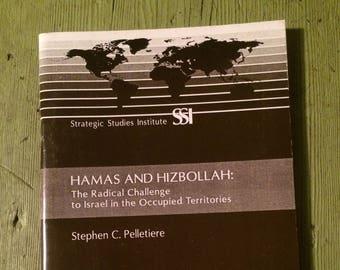 hamas & hizbollah book by stephen pelletiere 1994