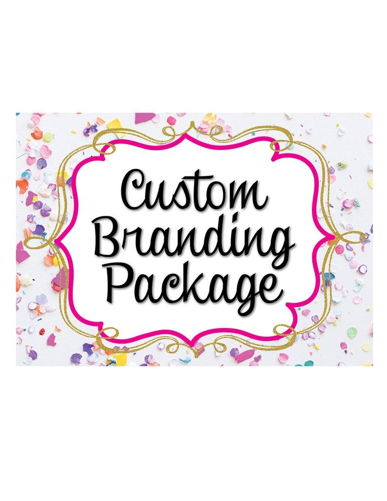 Custom Marketing Kit; Business card design; Business Essentials