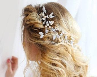 Bridal Wreath Crystal Headpiece Bridal Hair vine Bridal Headpiece Wedding Headpiece Bridal Hair Piece Wedding Hair Piece Bridal Jewelry